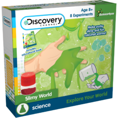 Discovery Kit experimente - Substante gelatinoase