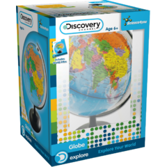 Discovery Glob pamantesc + Atlas
