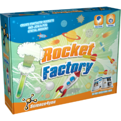Science4you Laboratorul de fabricat rachete