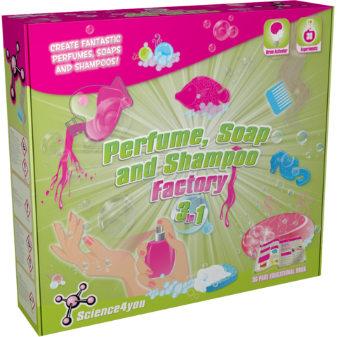 Science4you Laboratorul de cosmetice