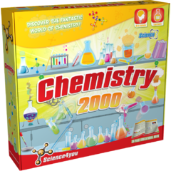 Science4you Laboratorul de chimie - 155 experimente