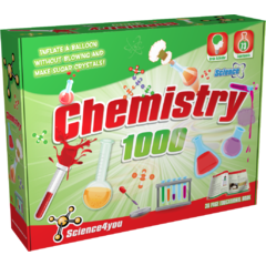 Science4you Laboratorul de chimie - 73 experimente