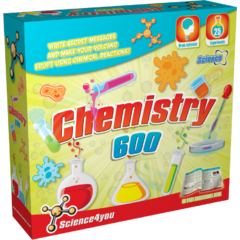 Science4you Laboratorul de chimie - 25 experimente