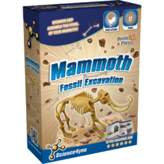 Science4you Set paleontologie - Mamut