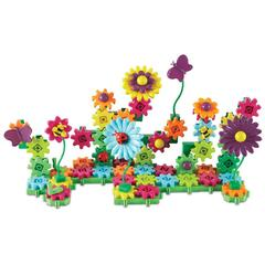 Learning Resources Set de constructie - Gears! Floral