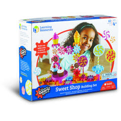 Learning Resources Set de constructie - Gears! Sweet Shop