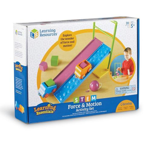Learning Resources Set STEM - Forta si miscare