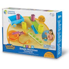 Learning Resources Set STEM - Mecanisme simple
