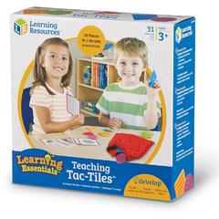 Learning Resources Set tactil - Texturi si forme