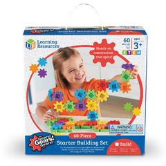 Learning Resources Gears! Gears! Primul meu set de construit