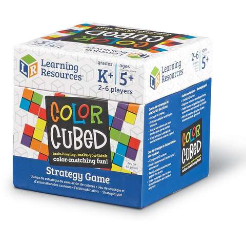 Learning Resources Joc de strategie - Cubul culorilor