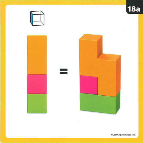 Learning Resources Joc de logica - Mental Blox 360