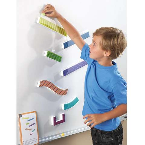 Learning Resources Joc de logica STEM - Tumble Trax