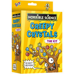 Galt Horrible Science : Cristale ciudate