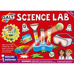 Galt Set experimente  - Science Lab