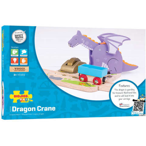 BigJigs Macara - Dragon