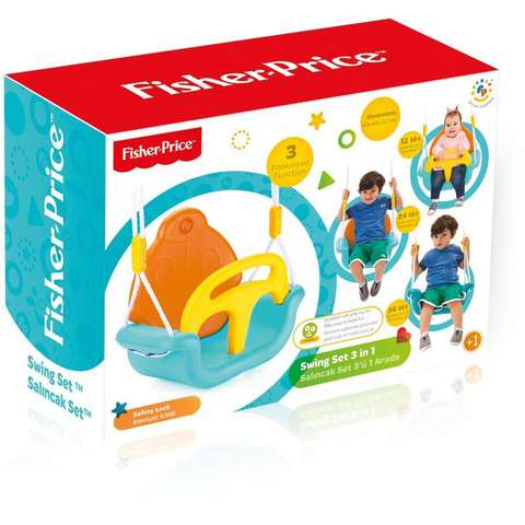 Fisher Price Leagan 3 in 1