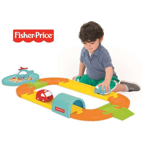 Fisher Price Circuit - 24 piese