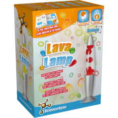 Science4you Set experimente - Lampa cu lava