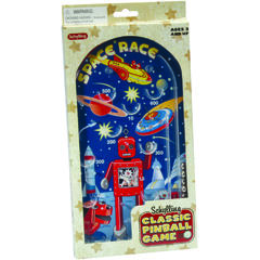 Keycraft Space Race Pinball Game