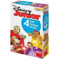 Dino Toys Joc interactiv 4 in 1 -Disney Junior