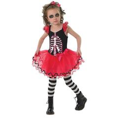 Costum de carnaval - Schelet Balerina