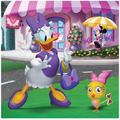 Dino Toys Puzzle 3 in 1 - Distractie cu Minnie si Daisy (3 x 55 piese)