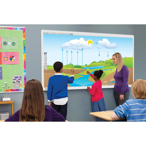 Boxlight Mimio Tabla interactiva TouchBoard 80