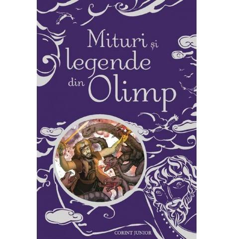 Corint Mituri si legende din Olimp