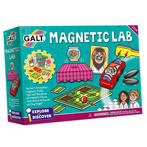 Galt Set experimente - Magnetic Lab