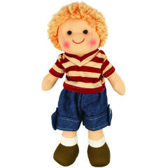 BIGJIGS Toys Papusa - Harry