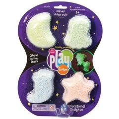 Spuma de modelat reflectorizanta Playfoam™ - Set 4 buc
