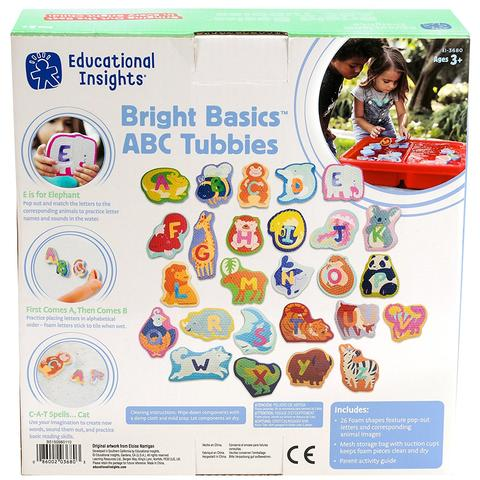 Educational Insights Joc de indemanare - ABC Tubbies