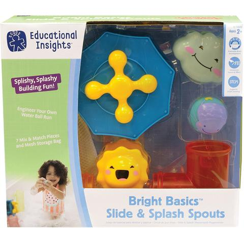 Educational Insights Jucarie pentru baie - Slide& Splash