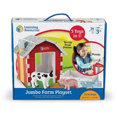 Learning Resources Joc de rol - Ferma Jumbo