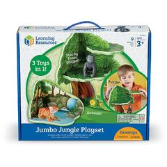 Learning Resources Joc de rol - Jungla Jumbo