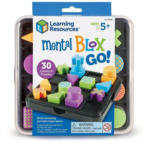 Learning Resources Joc de logica - Mental Blox Go!