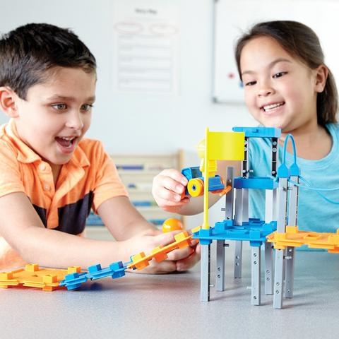 Learning Resources Set STEM - Construieste oraselul