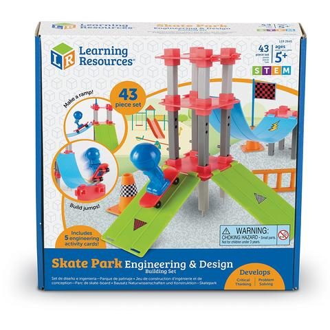 Learning Resources Set STEM - Skate Park