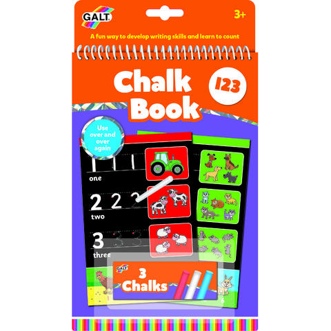 Galt Chalk Book - 123