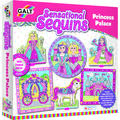 Galt Sensational Sequins: Set 3 tablouri - Palatul printesei