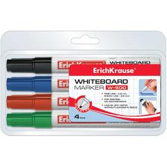 Set markere whiteboard - 4 culori