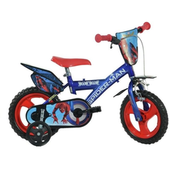 DINO BIKES Bicicleta copii 12'' SPIDERMAN HOME