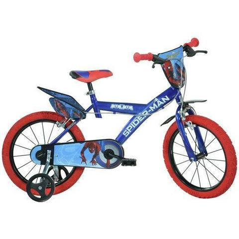 DINO BIKES Bicicleta copii 14'' SPIDERMAN HOME