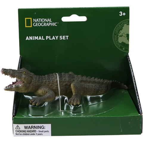 National Geographic Figurina Crocodil