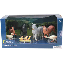 National Geographic Set 7 figurine - Animale domestice