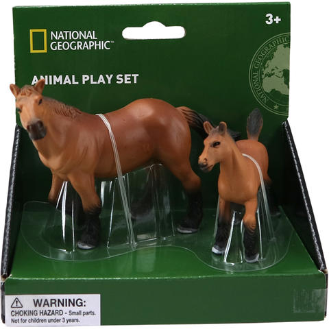 National Geographic Set 2 figurine - Cal si manz