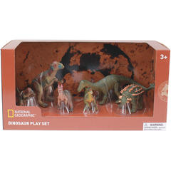 National Geographic Set 6 figurine - Dinozauri