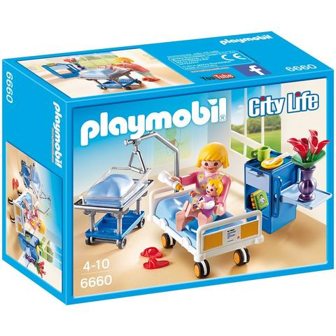 Playmobil Camera de maternitate