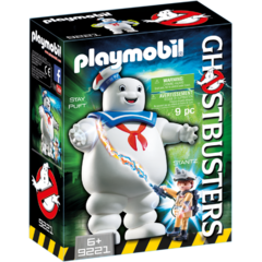 Playmobil Stay Puft Marshmallow Ghostbusters